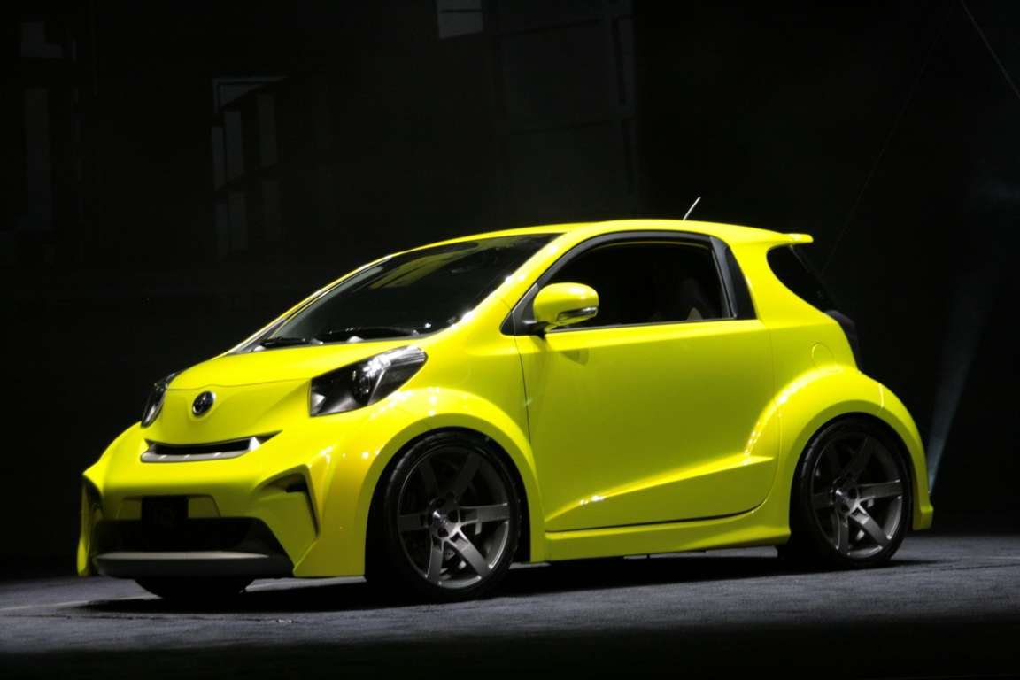 Scion iQ #7736250