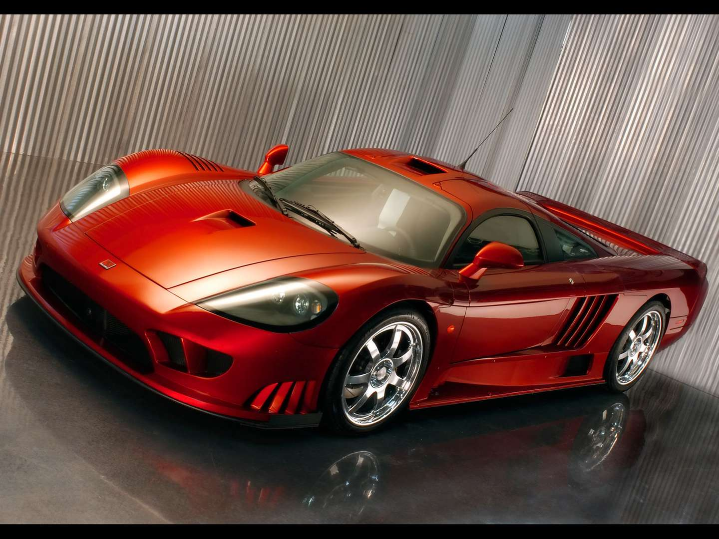 Saleen S7 Twin Turbo #7893518