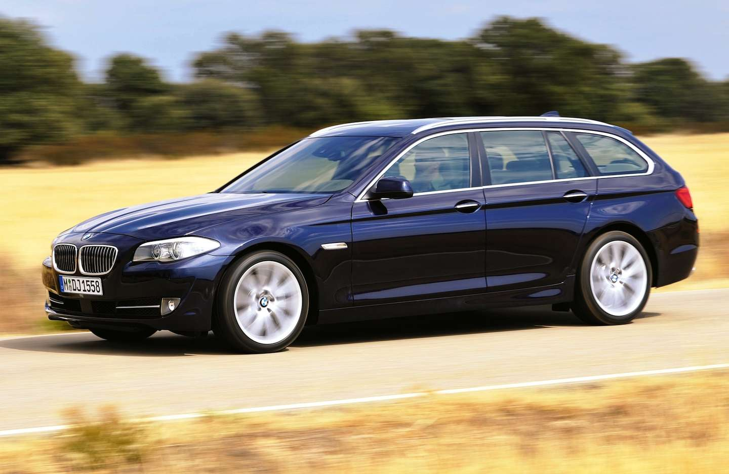 BMW 5-series Touring #7201049