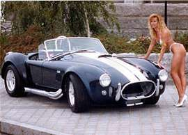 Shelby Cobra replica #7646655