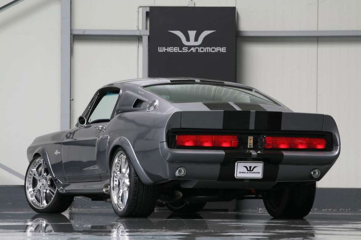 Shelby GT500 #8222024
