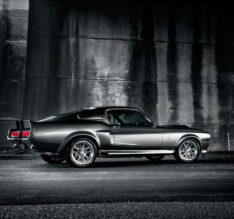 Shelby GT 500 #8354077