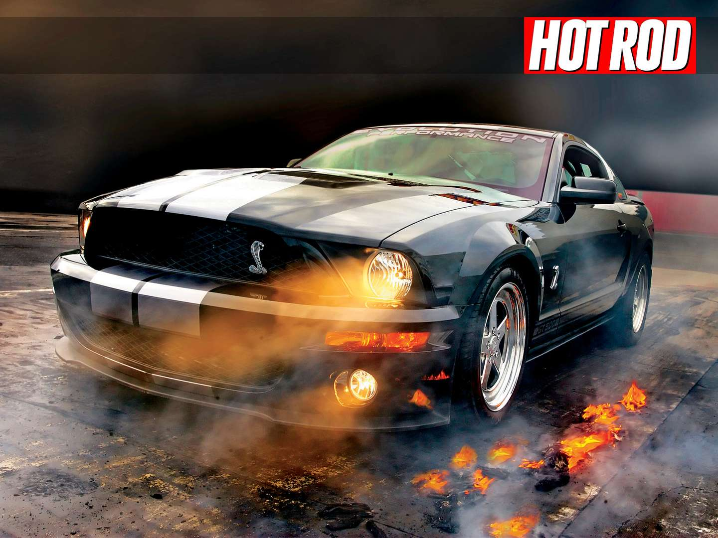 Shelby GT 500 #8868124