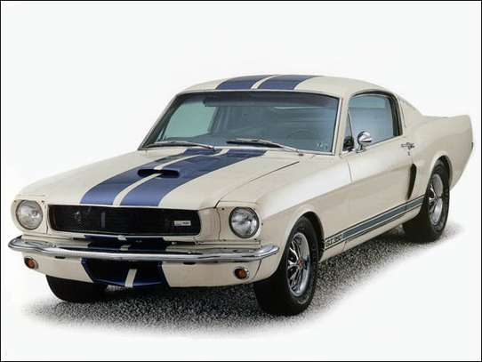 Shelby Mustang #8558017