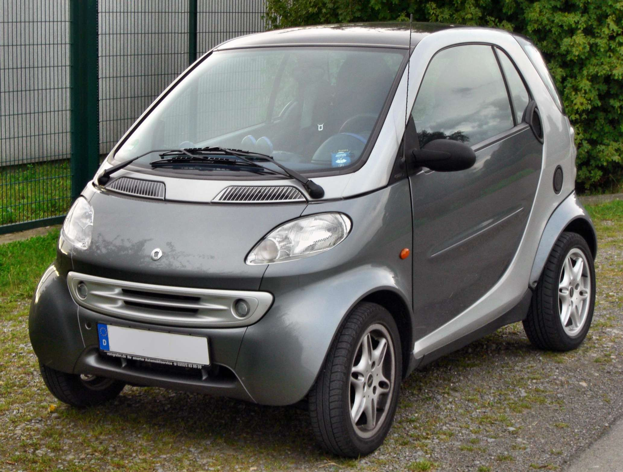 smart Fortwo #7891712