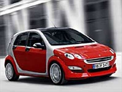 smart Forfour #7600205