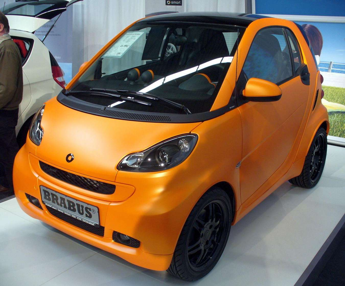 smart Fortwo Brabus #9986217