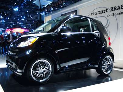 smart Fortwo Brabus #8129965