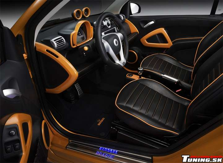 smart Fortwo Brabus #8921114