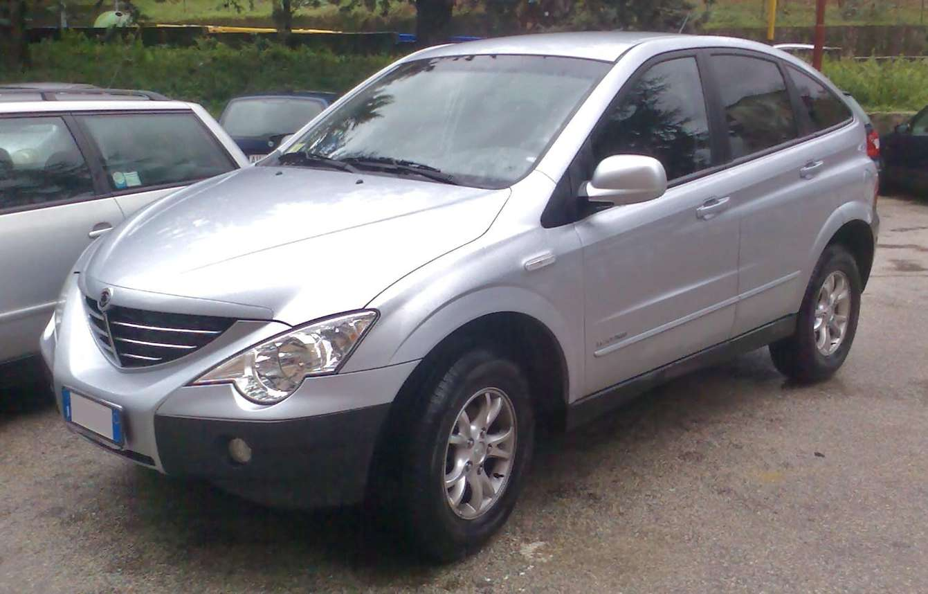 SsangYong Actyon #8846649