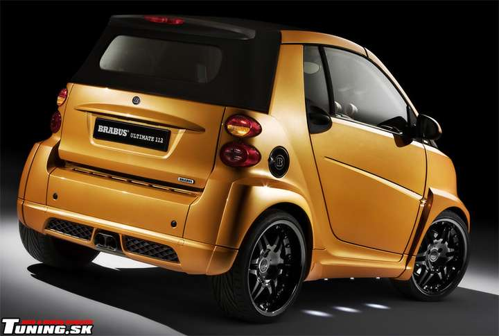 smart Fortwo Brabus #8144748