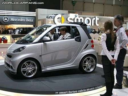smart Fortwo Brabus #7689247