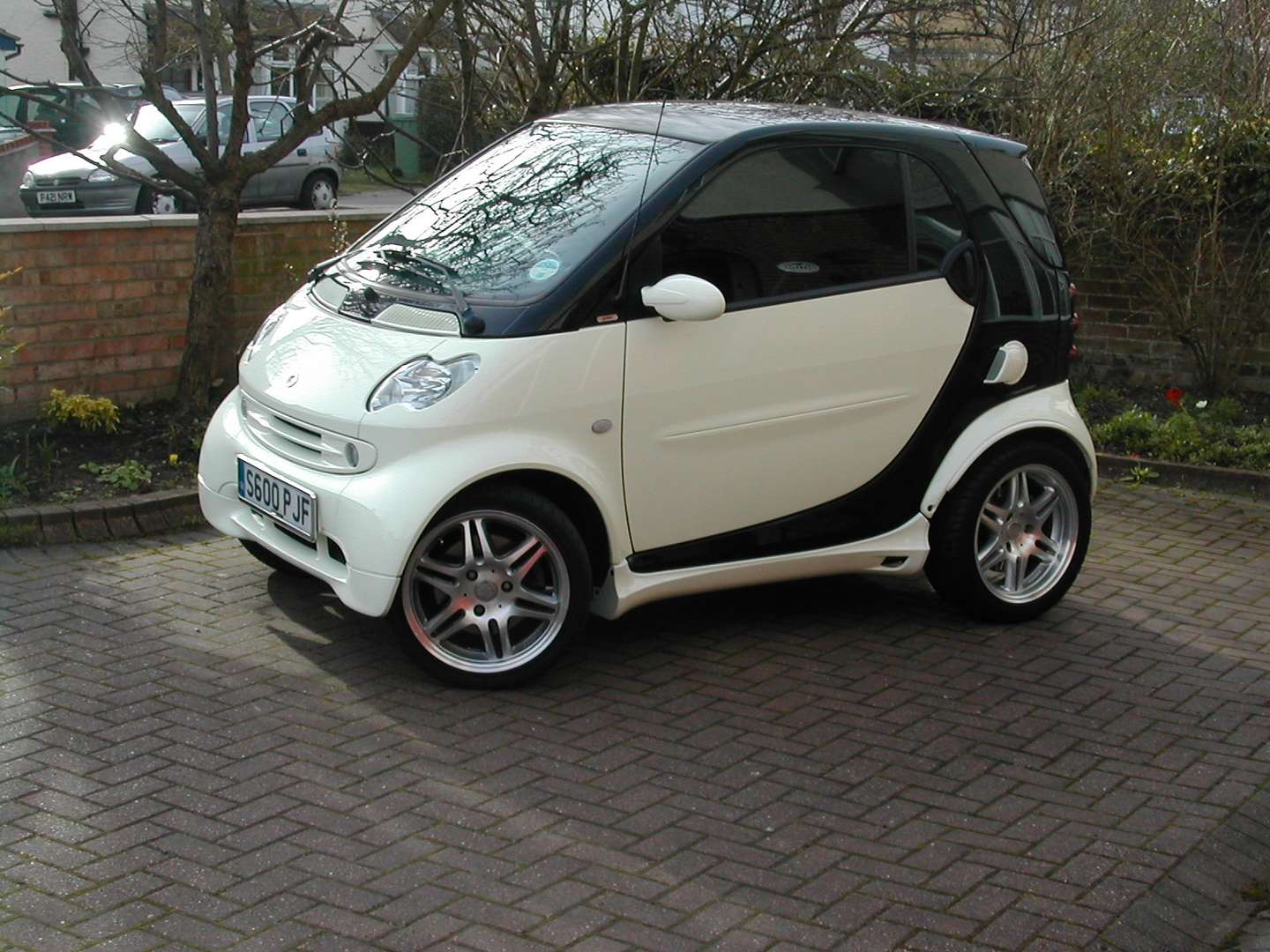 smart Fortwo #8040137
