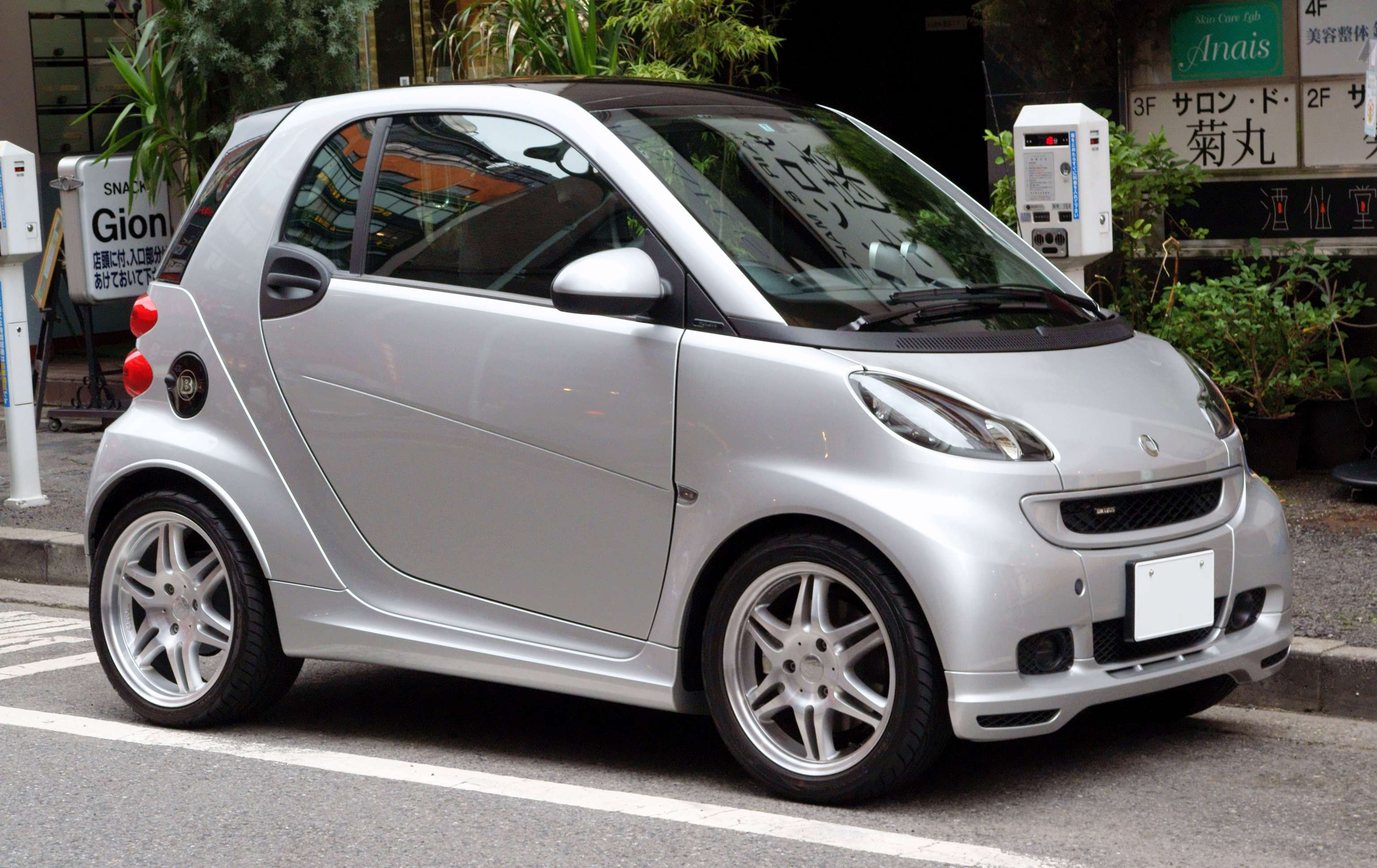 smart Fortwo Brabus #7063717