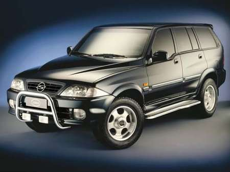 SsangYong Musso #8321800