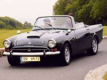 Sunbeam Tiger #9037710