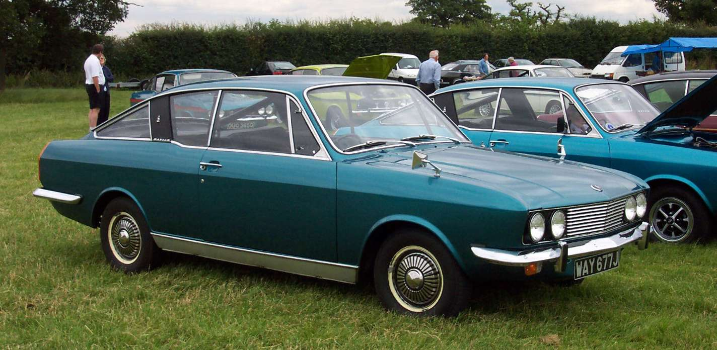 Sunbeam Rapier #9887676