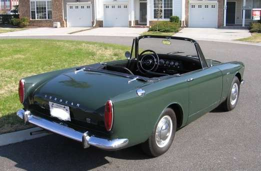 Sunbeam Alpine #7138875