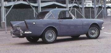 Sunbeam Alpine #7064225