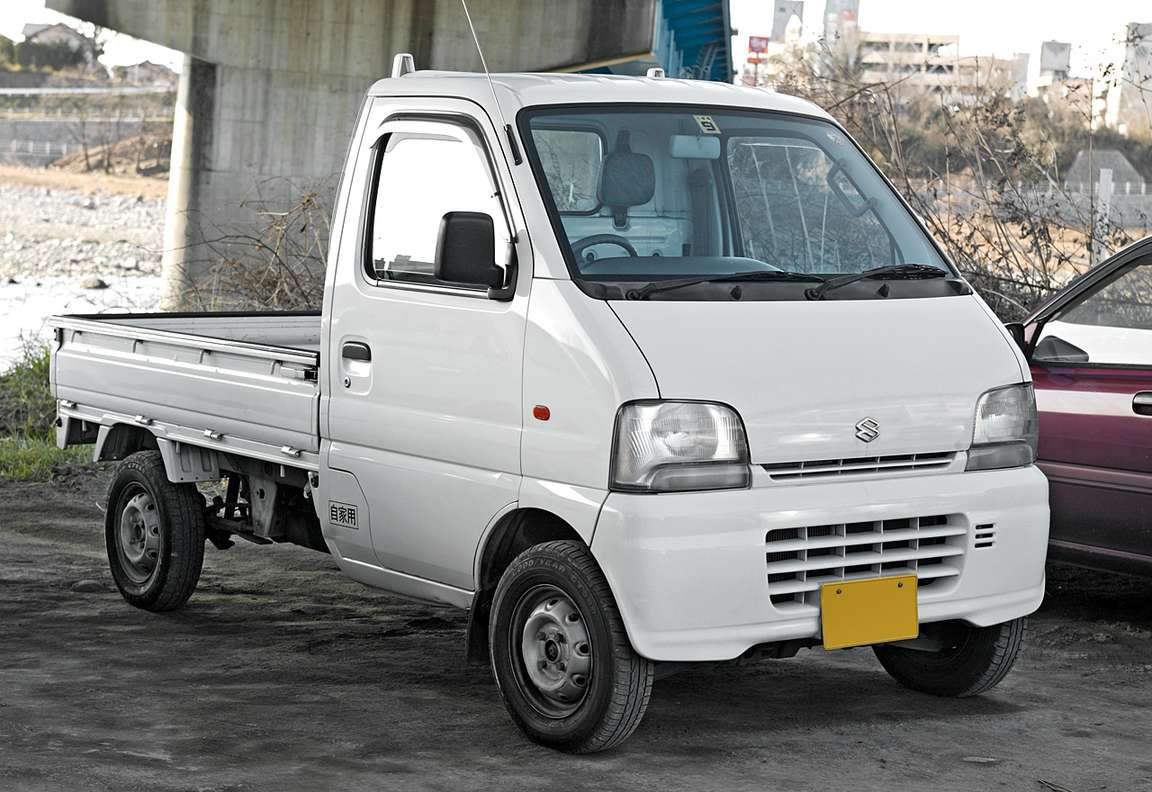 Suzuki Carry #9512218