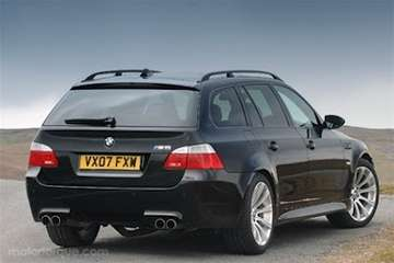 BMW 5-series Touring #8089032