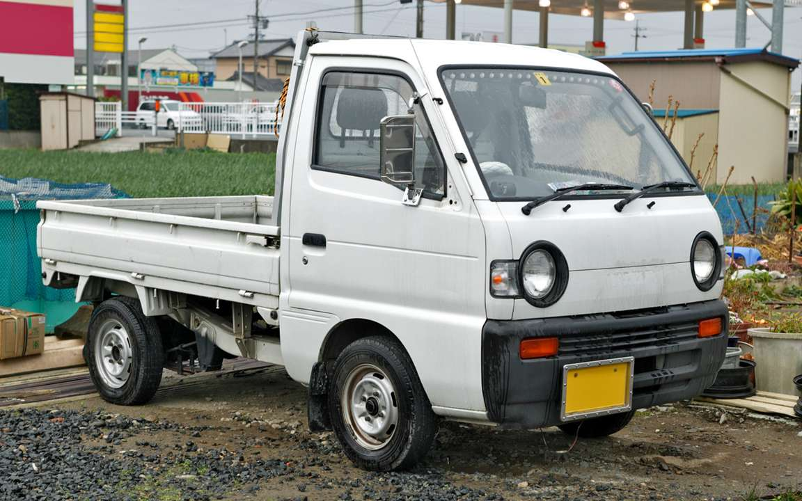 Suzuki Carry #9382867