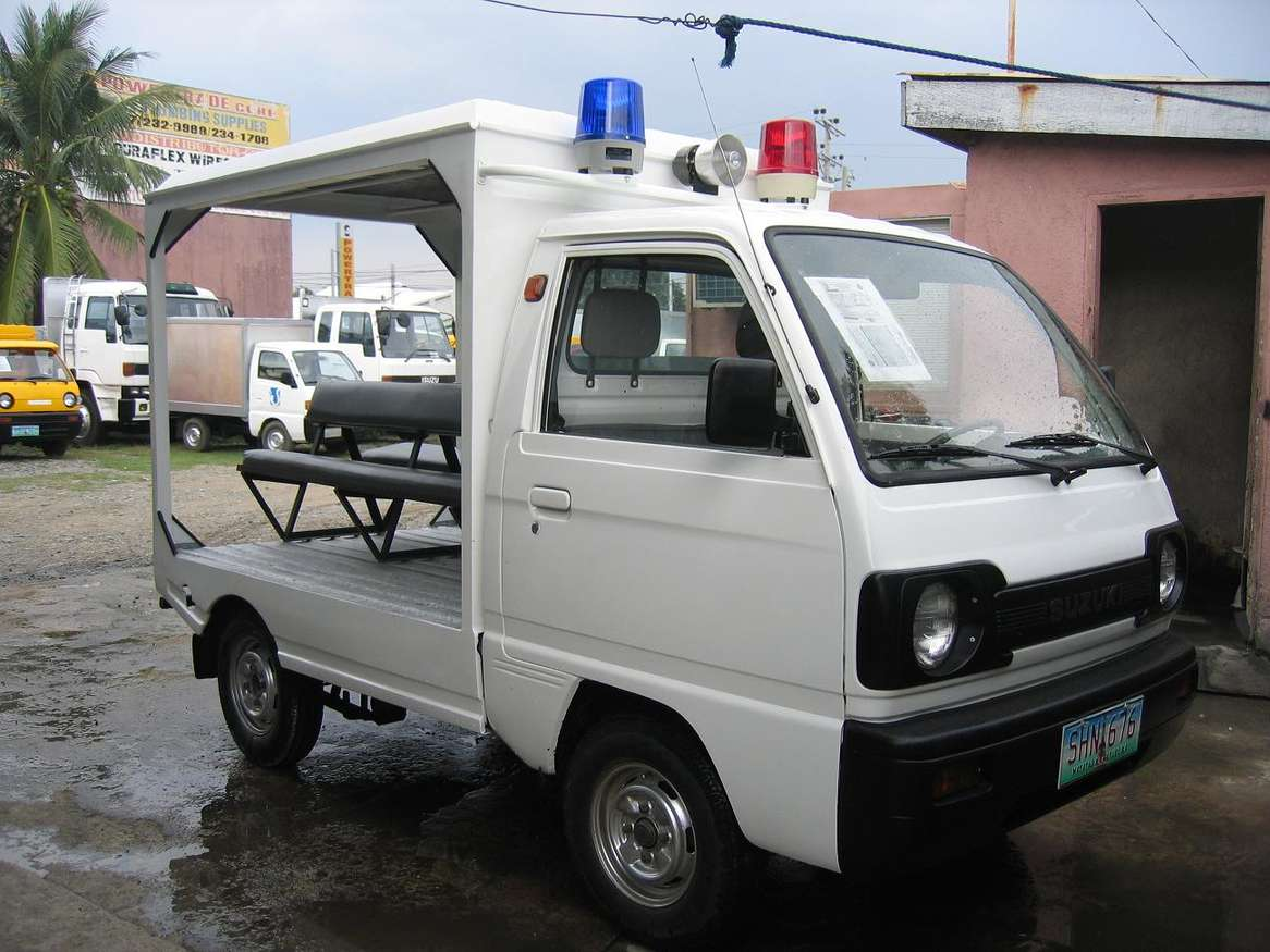 Suzuki Carry #7286671