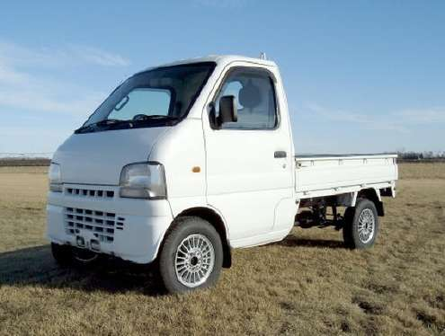 Suzuki Carry #8050995