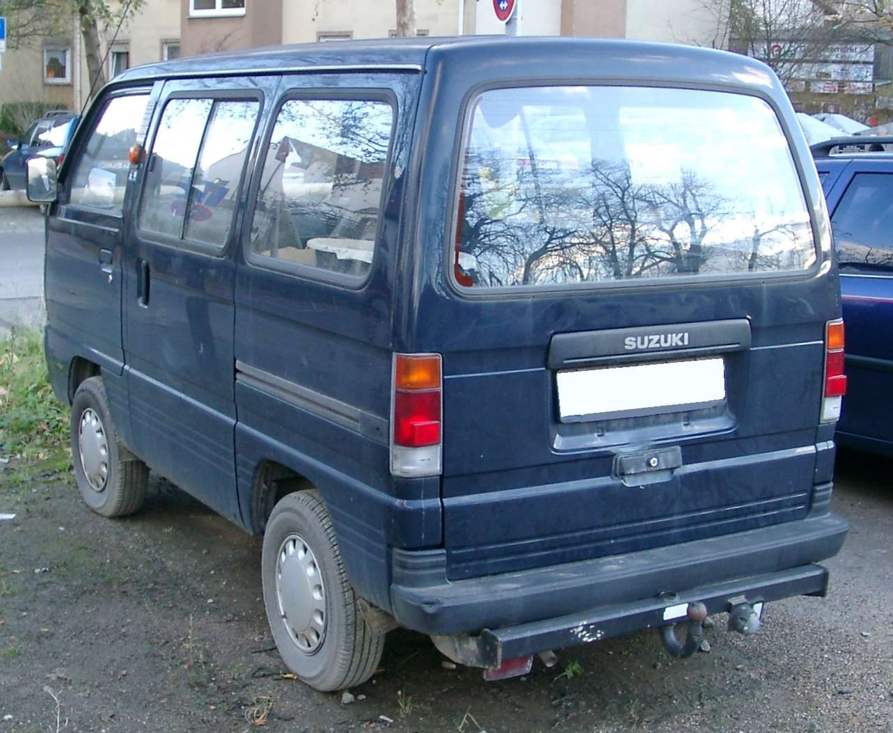Suzuki Super Carry #7277971