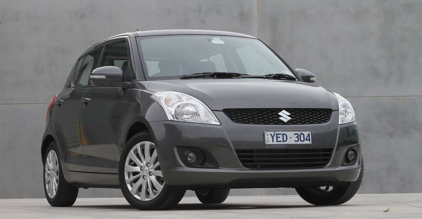 Suzuki Swift GLX #7550487
