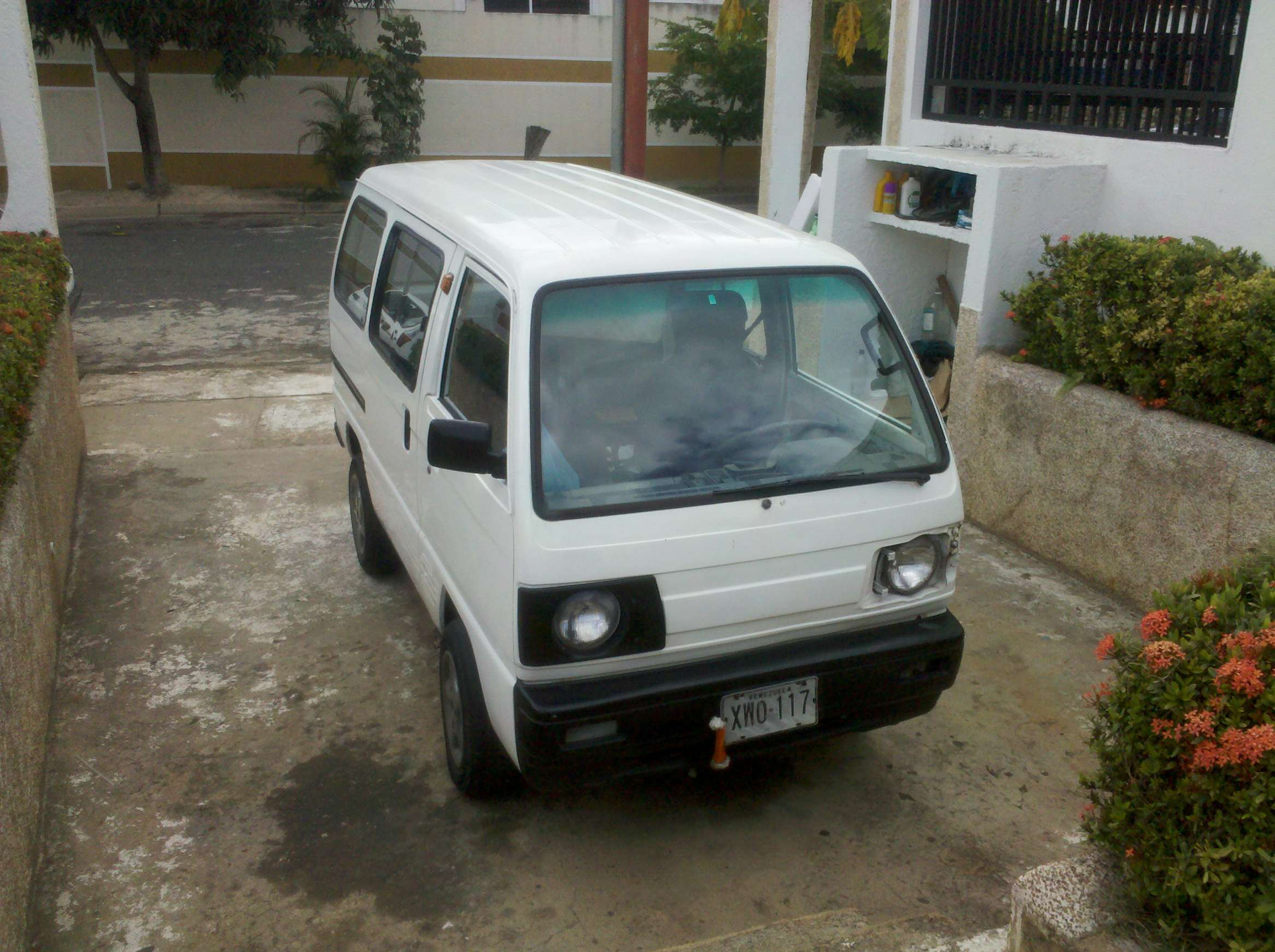 Suzuki Super Carry #8136093