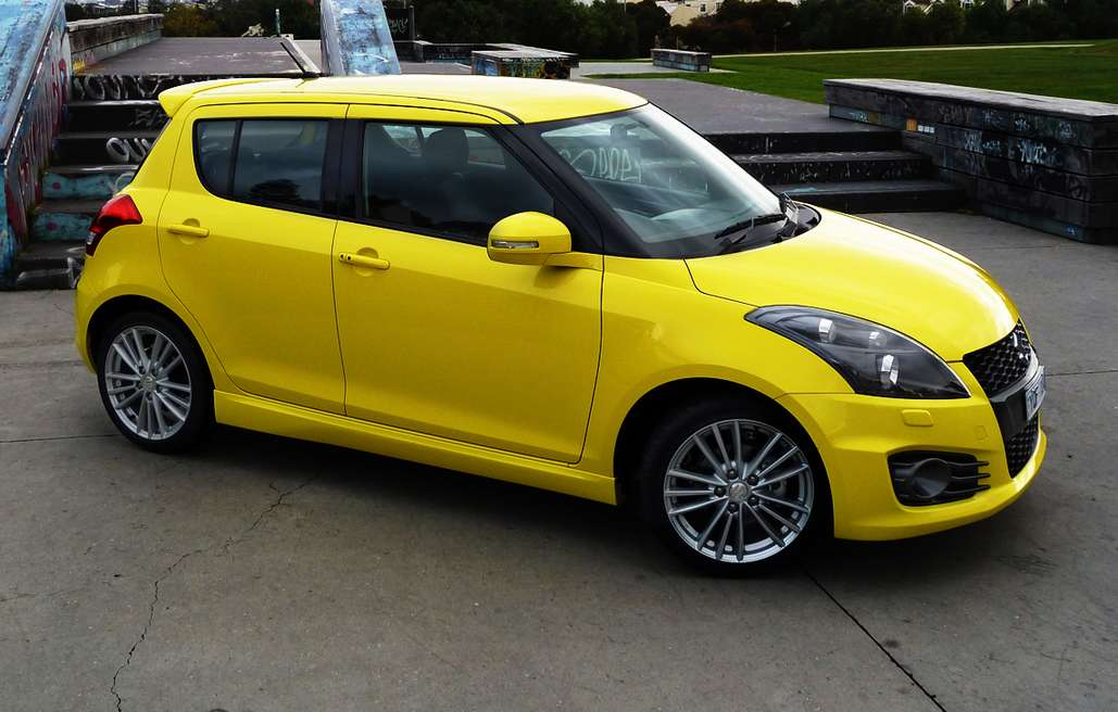 Suzuki Swift Sport #9405539