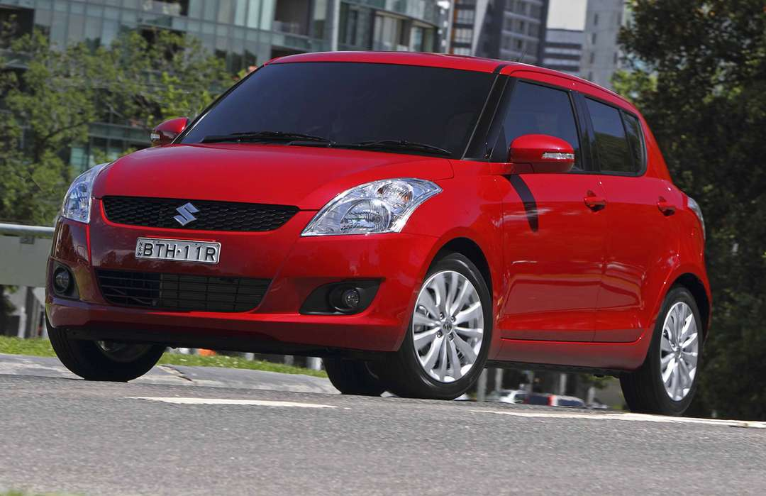 Suzuki Swift GLX #9770619