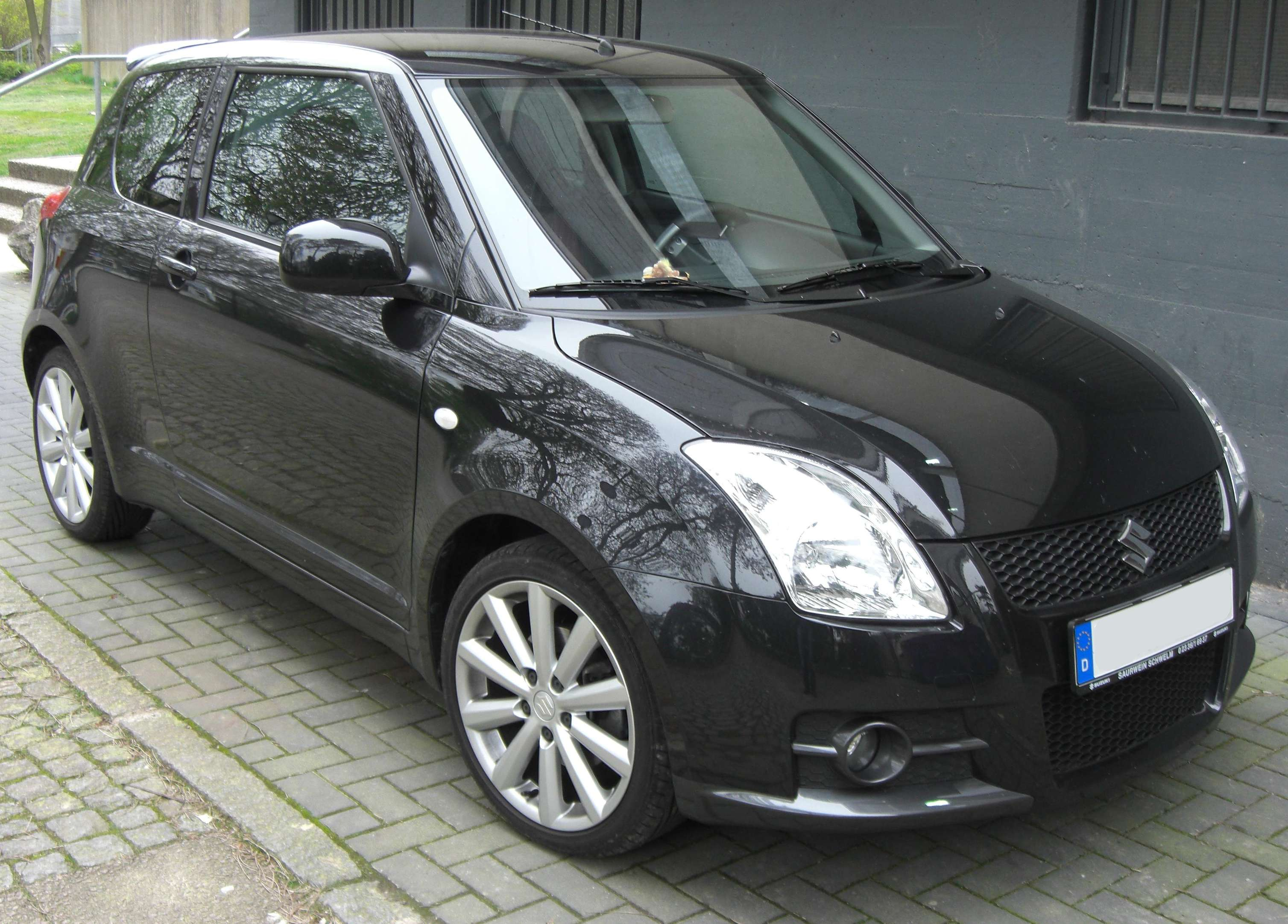 Suzuki Swift Sport #9994090