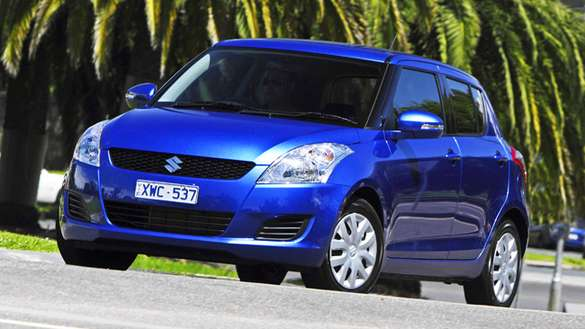 Suzuki Swift GLX #7576954