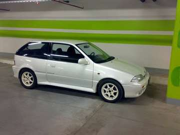 Suzuki Swift Gti #9893230