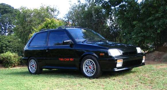 Suzuki Swift Gti #7309488