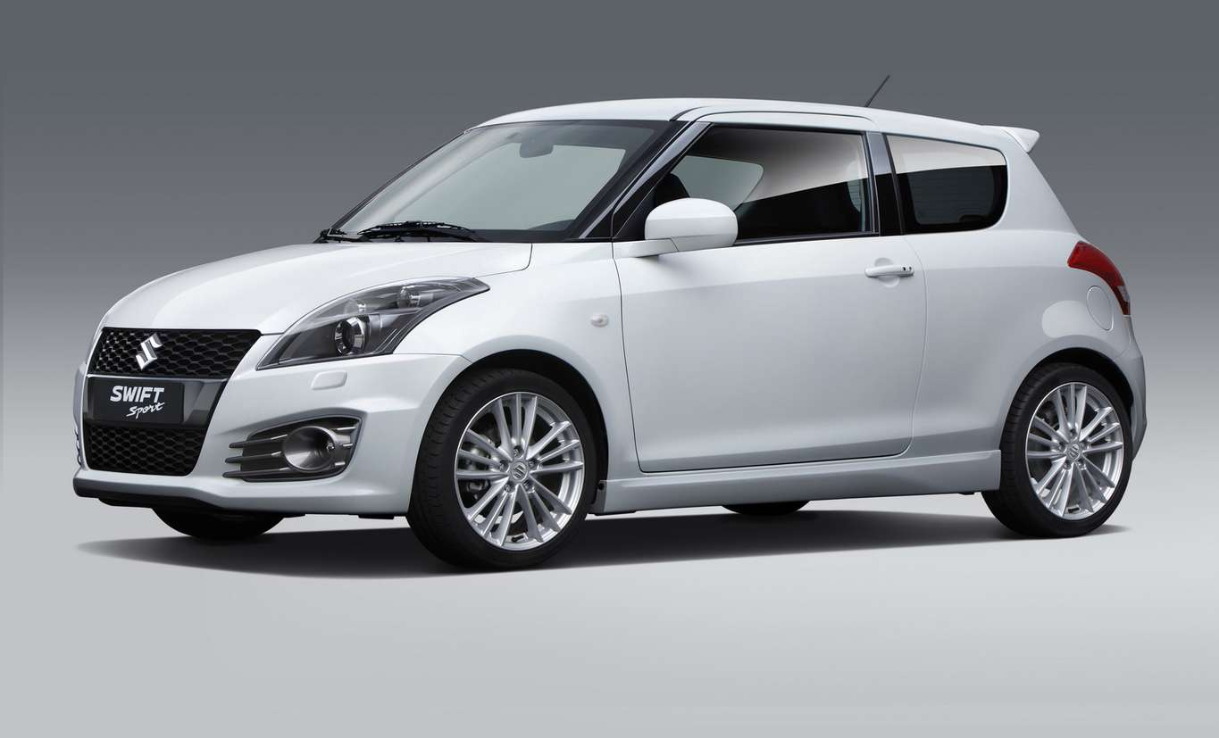 Suzuki Swift Sport #8393543