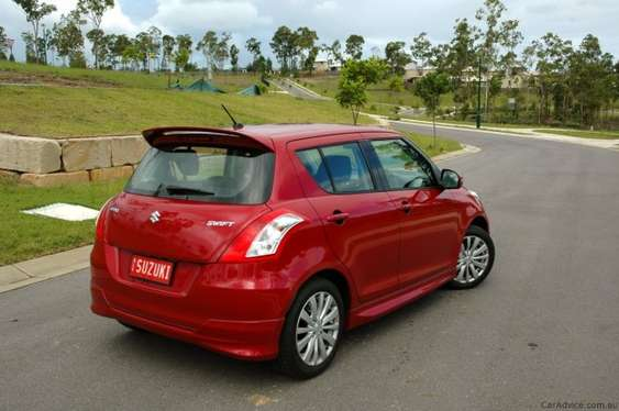 Suzuki Swift GLX #9745545