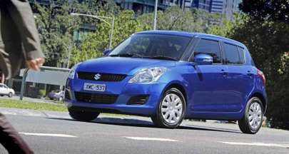 Suzuki Swift GLX #7004045