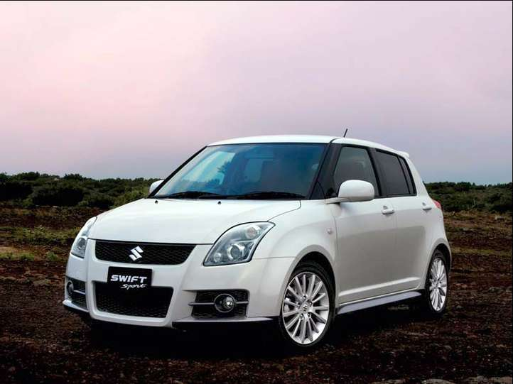 Suzuki Swift Sport #8950497