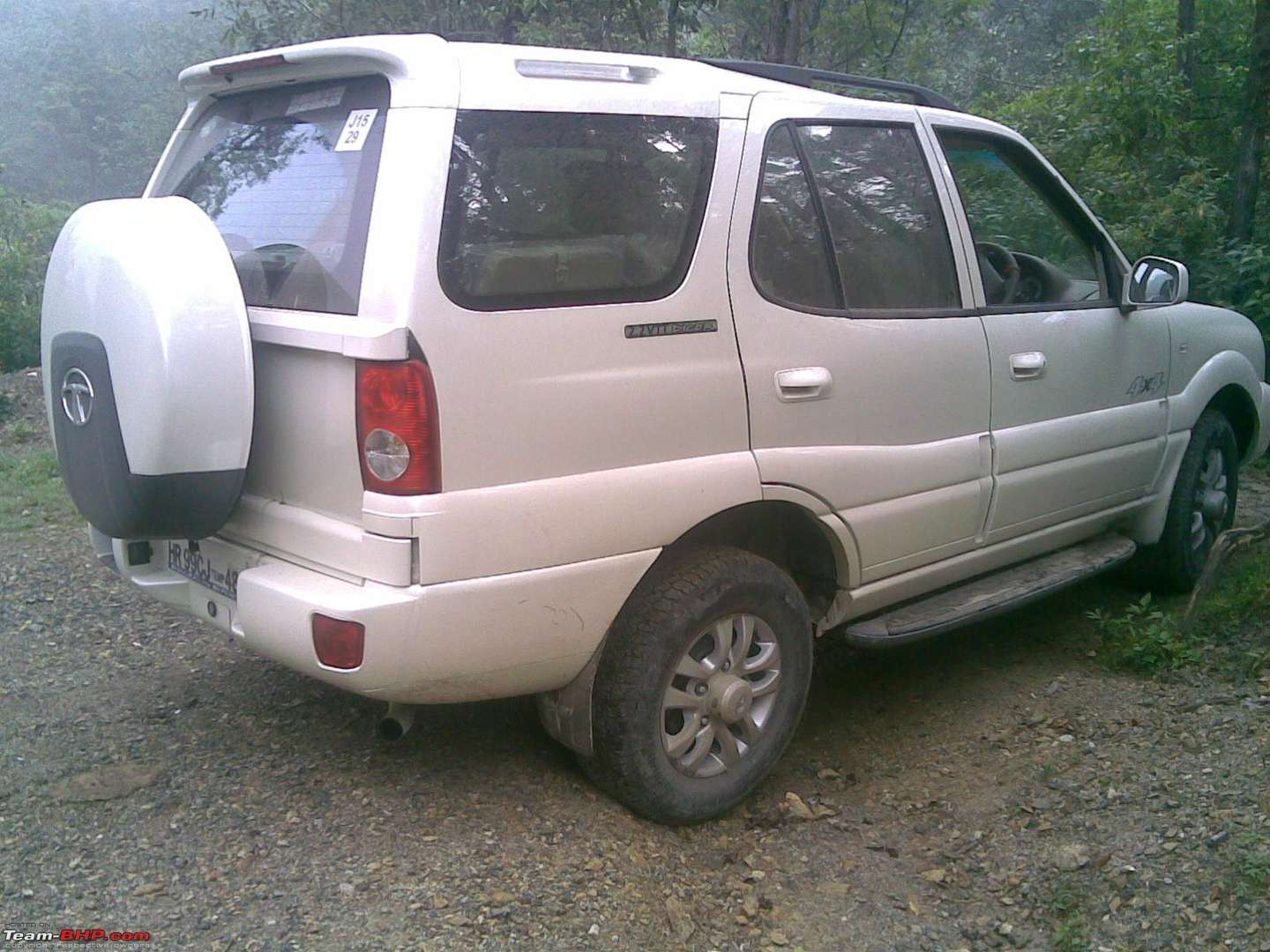 Tata Safari #7121539