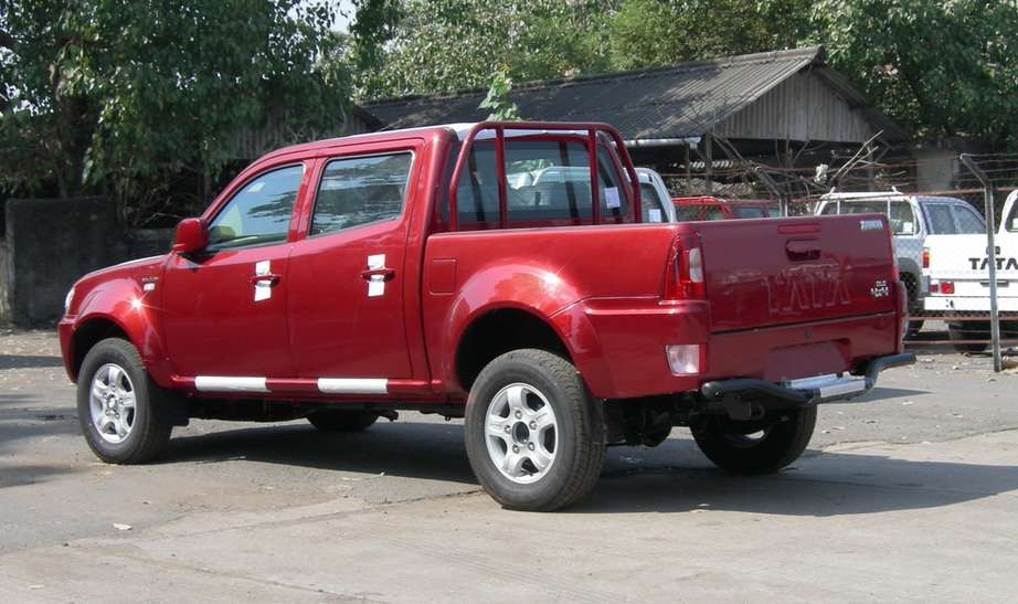 Tata Pick-up #7988602