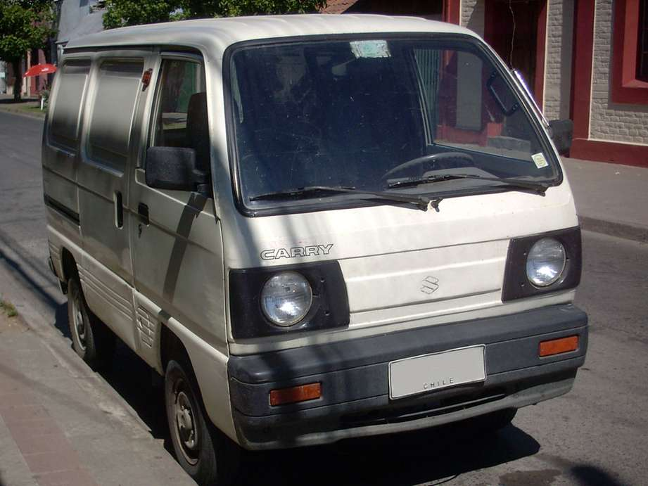 Suzuki Super Carry #8464665