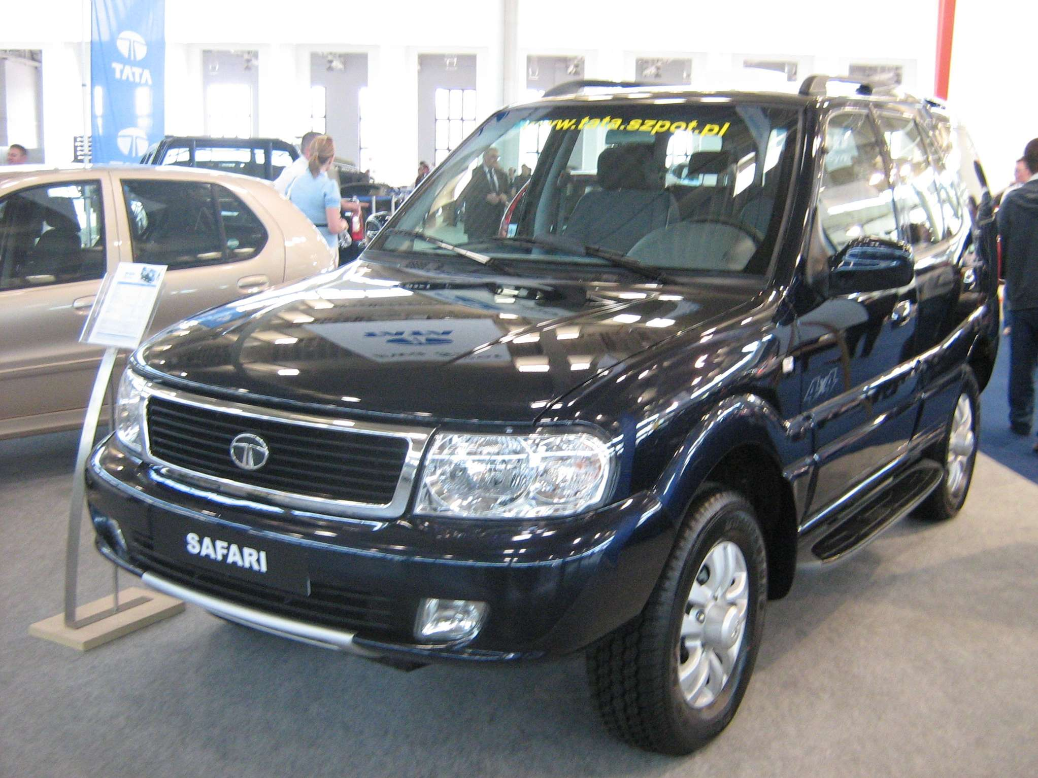 Tata Safari #7279705