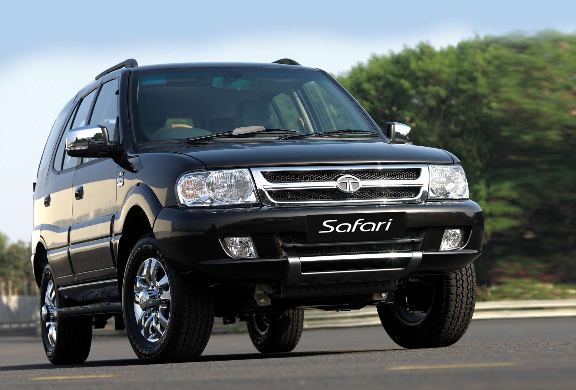 Tata Safari #9537002