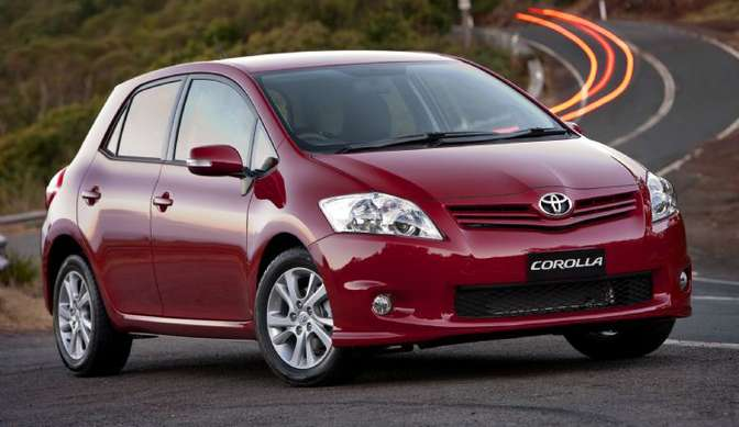 Toyota Corolla Ascent #7181950