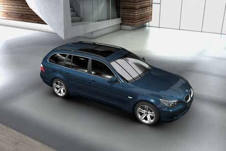 BMW 5-series Touring #8648160