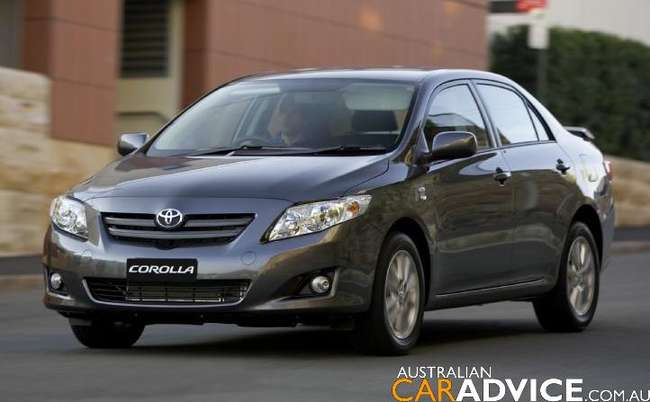 Toyota Corolla Ascent #8778639