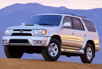 Toyota Four Runner #7103452